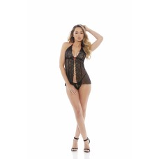 Barely Bare Open Front Baby Doll
