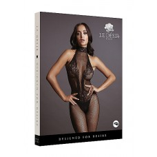 Desir - Fishnet and Lace Bodystocking