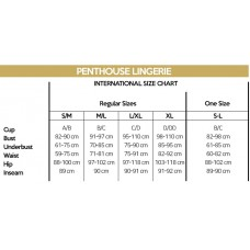 Penthouse Sizing Chart