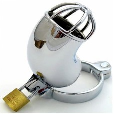 Cock Chastity w/Open end Cage