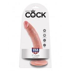 "King cock 7"""