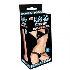"""Skinsations - Playful Partner 8"""""""